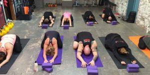 Yoga gänget